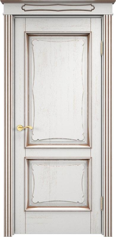 двери с багетом