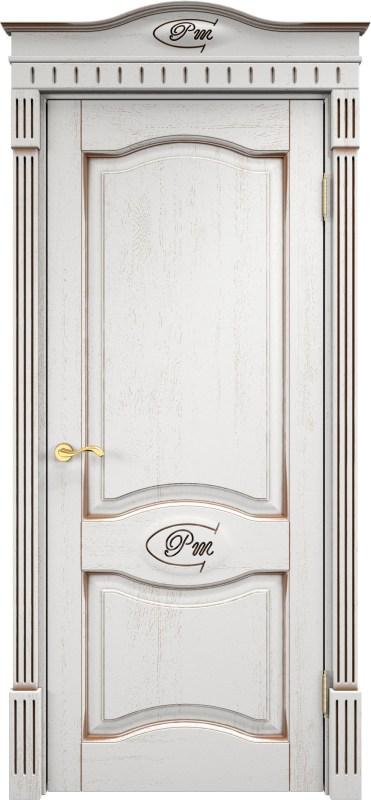 двери белый грунт