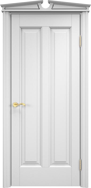 двери белые массив ольхи