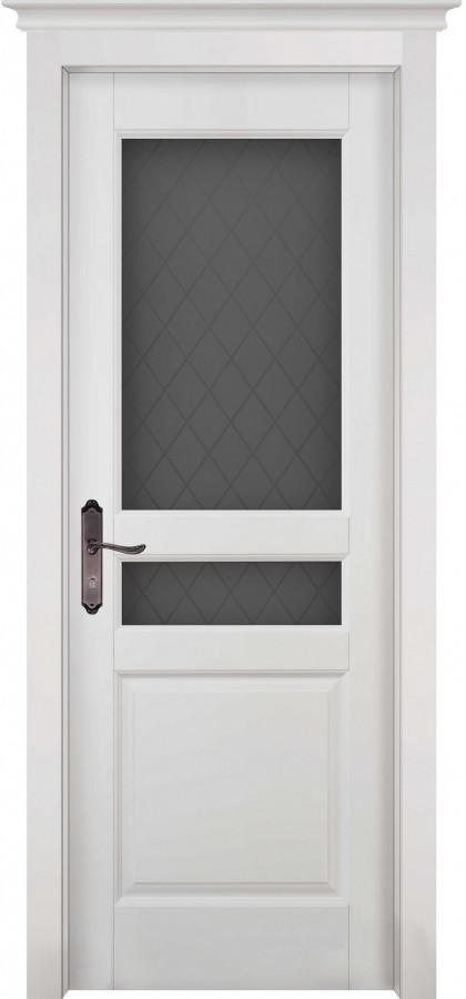 двери гармония белая эмаль