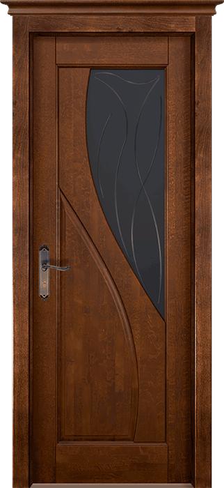двери Даяна античный орех