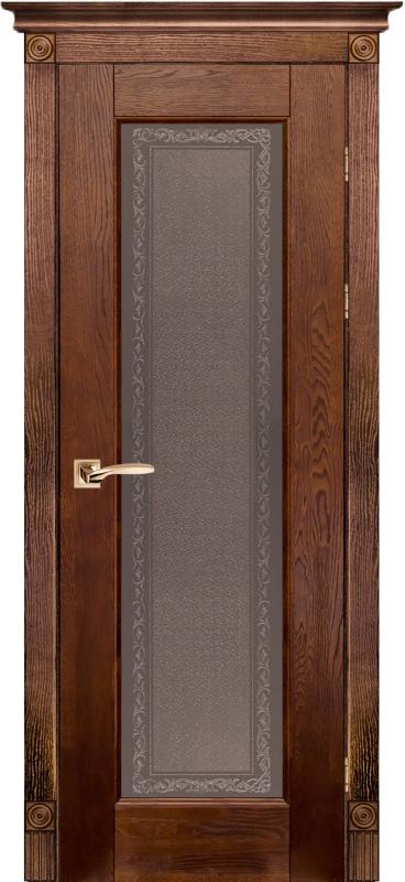 двери ока массив дуба античный орех