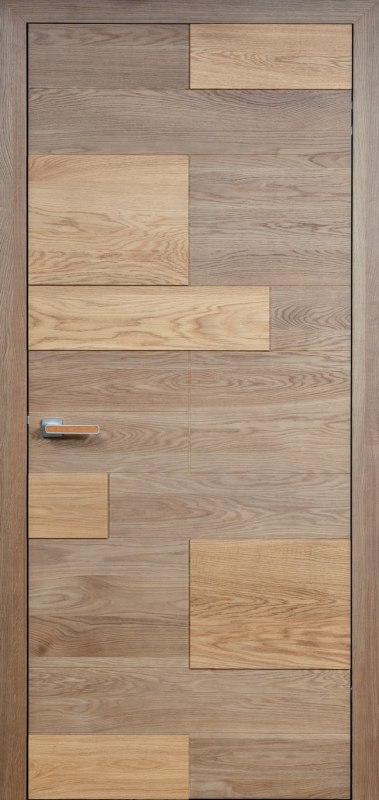 selected door