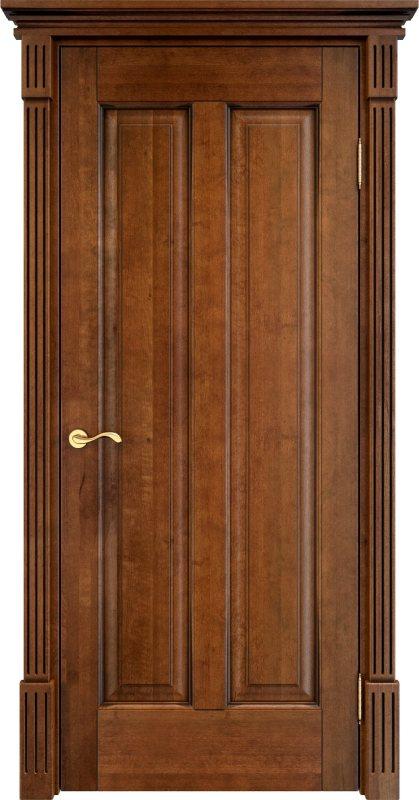 классические двери из массива