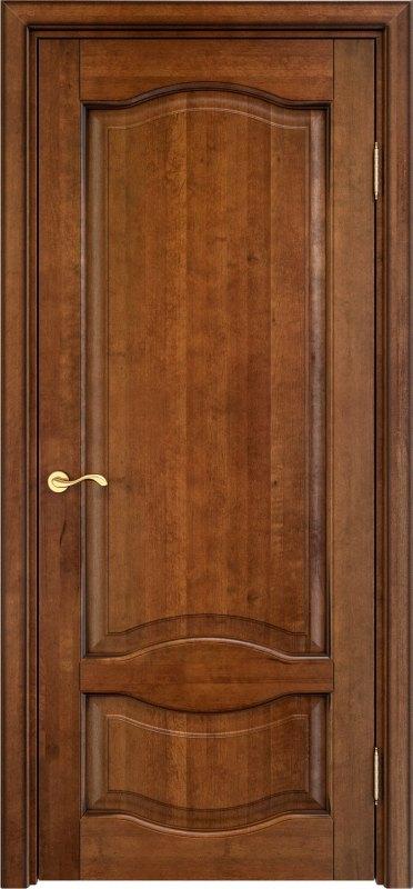 двери античный орех