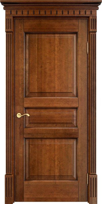 двери цвета коньяк