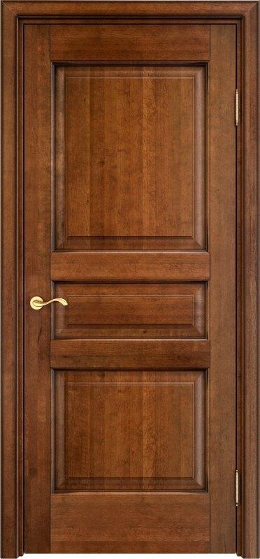 двери цвета орех