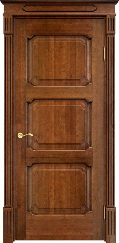 двери темного цвета