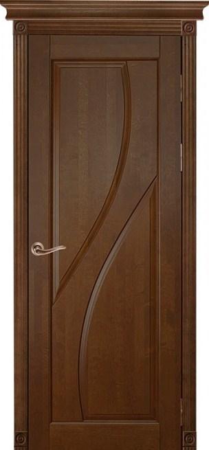 двери ока Даяна античный орех