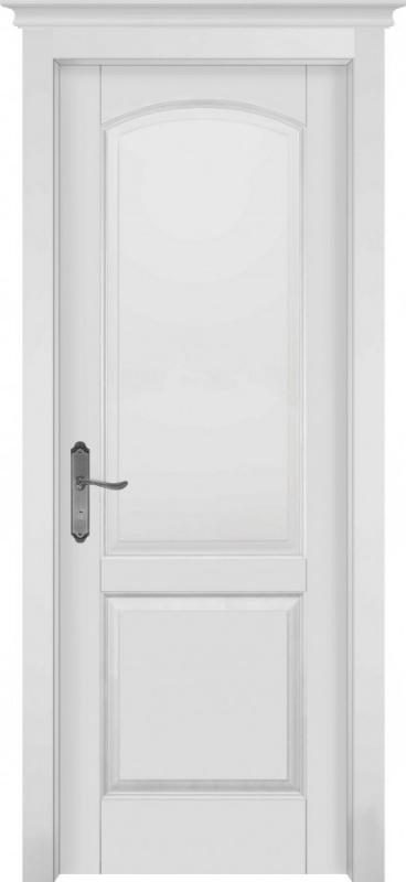 двери фоборг эмаль белая