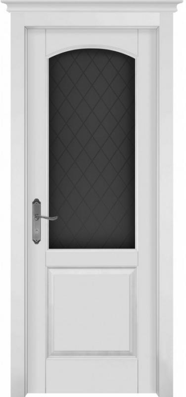 двери фоборг белая эмаль