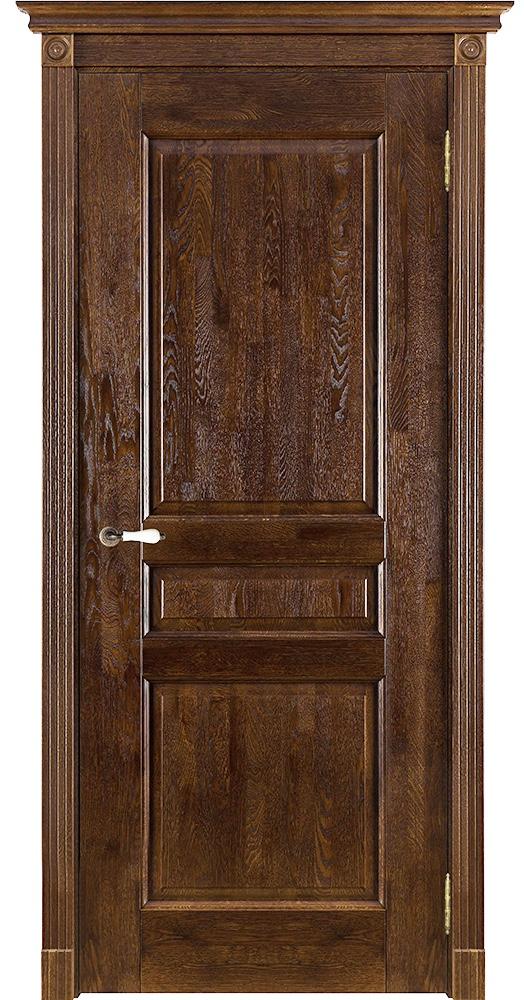 двери виктория античный орех
