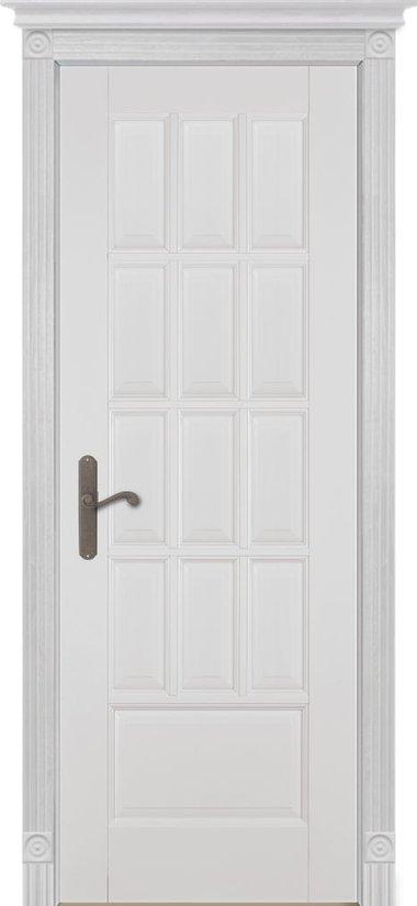 двери ока Лондон белая