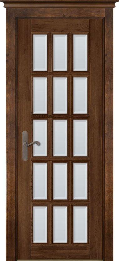 двери Лондон с фацетом